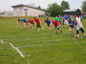 School Sports Day 2013