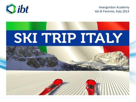 ItalySki2013